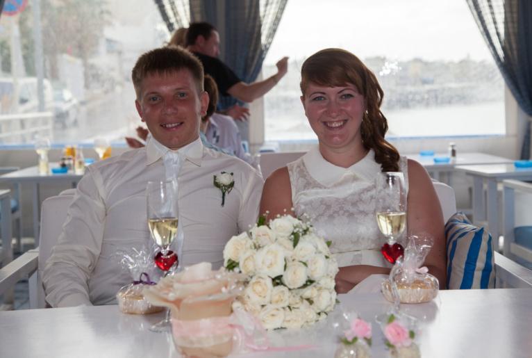 Свадьба:Андрей-Виктория