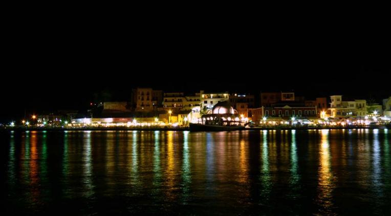 Вечерняя Ханья