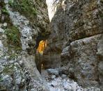 Ущелье Имброс - Франкокастелло