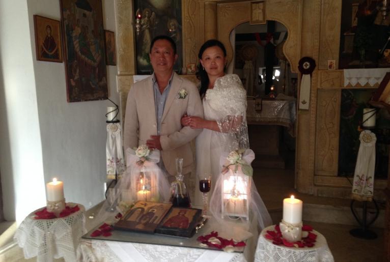 Православное венчание: СЕРГЕЙ- ИРИНА