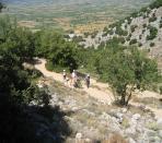 Лабиринт - плато Лассити - пещера Зевса - монастырь Богородицы