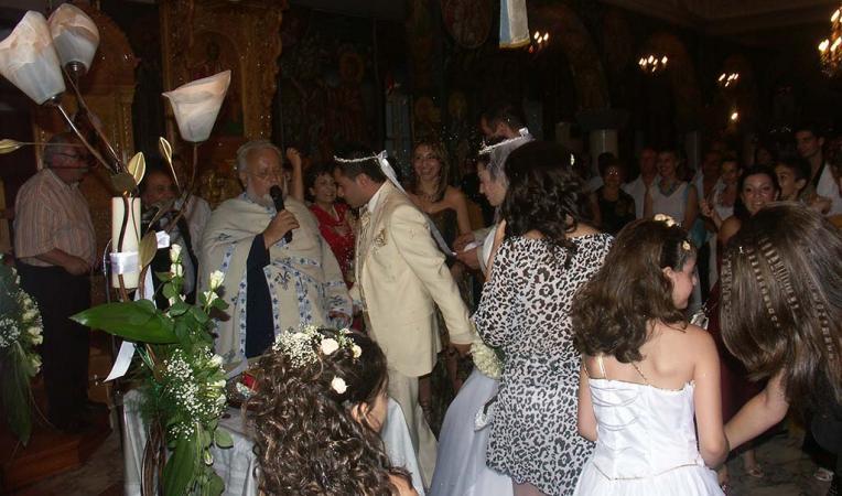 Православное венчание